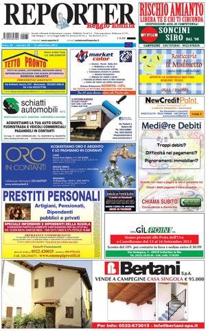 Reggio Emilia Giornale settimanale di informazione e annunci - Pubblicità   Trend S.r.l. - Fotocomposizione  Mediacoop S.C.R.L. Viale Olimpia 3e56fc81391