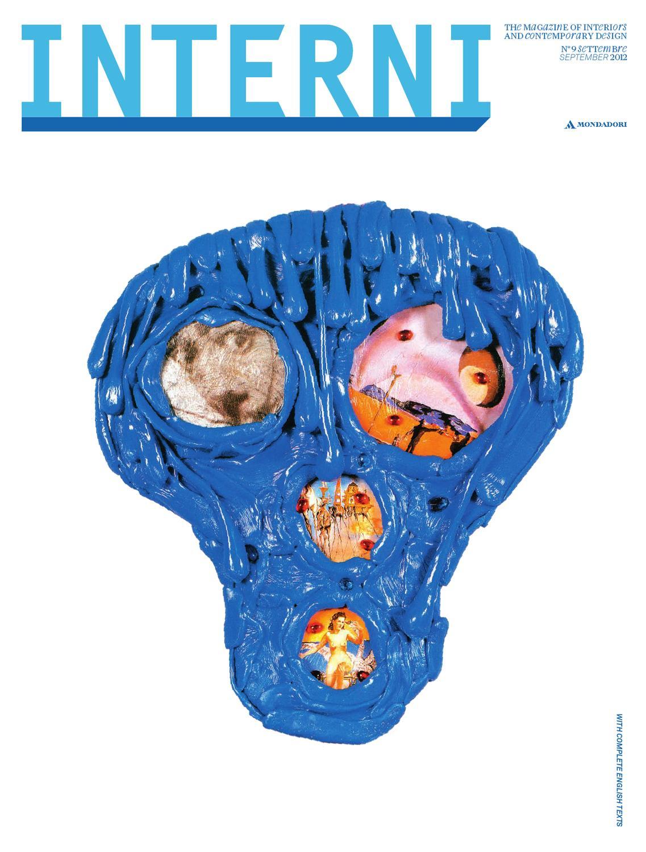 Cavalletti Per Quadri Ikea interni magazine 624 - september 2012 by interni magazine