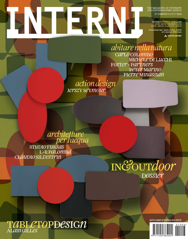 Casa Del Tappezziere Seregno interni magazine 619 - march 2012 by interni magazine - issuu