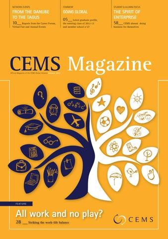 bb09a3f92 2012 Summer CEMS Magazine by CEMS - issuu
