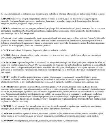 Dictionar De Vise By Descopera Tee Issuu