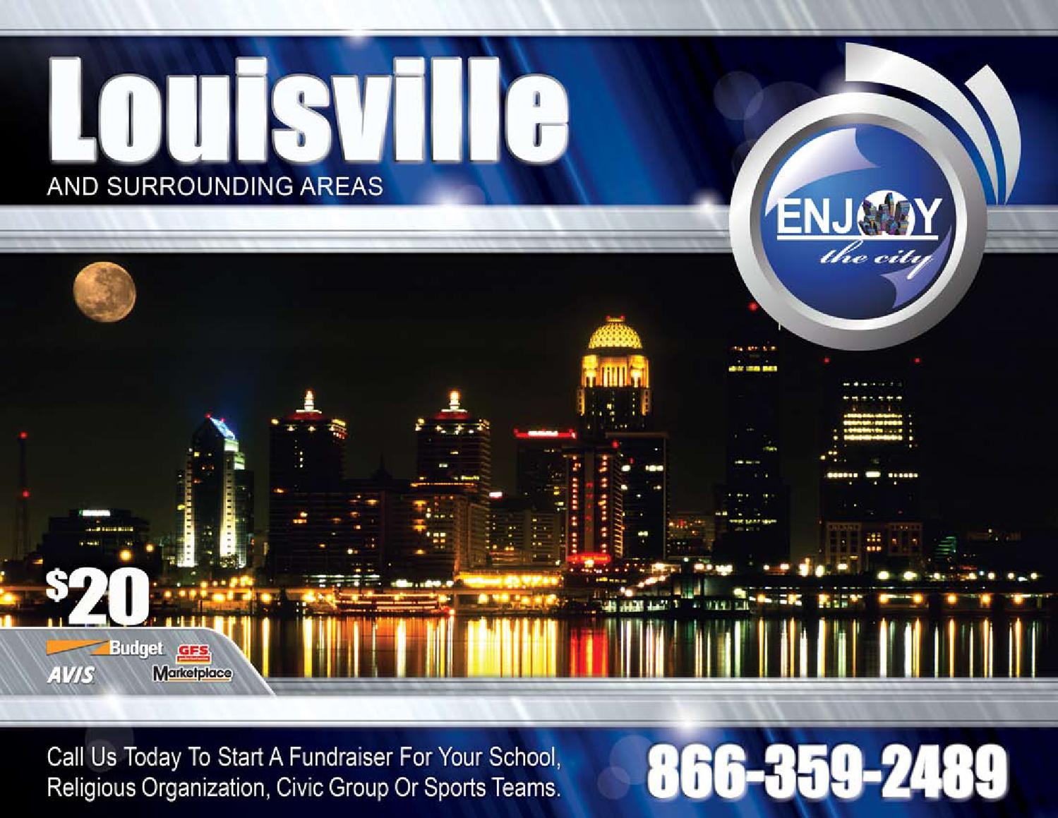 louisville fall 13 by enjoy the city  inc