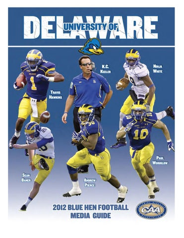 8aae6e869 2012 Football Media Guide by UDBlueHens Delaware - issuu