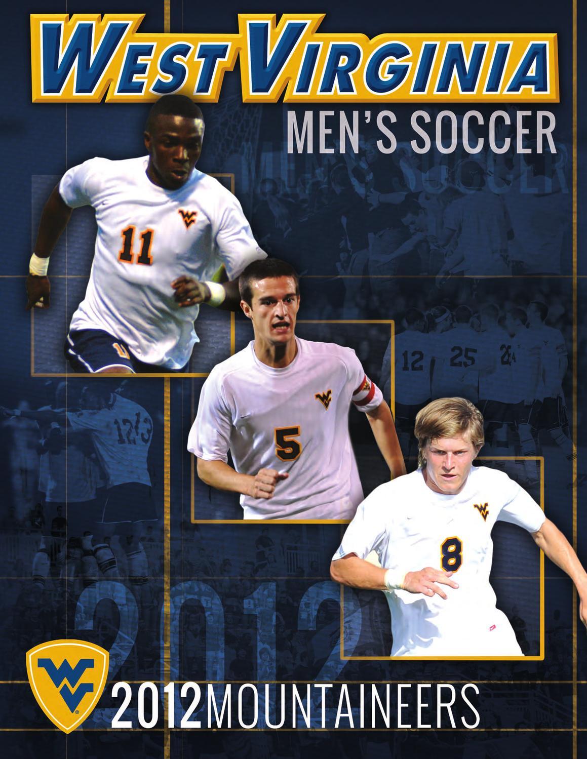 Soccer Guide - Swan 2012 Joe By Men's Wvu Issuu aedbdeceebaaf|The Gridiron Uniform Database