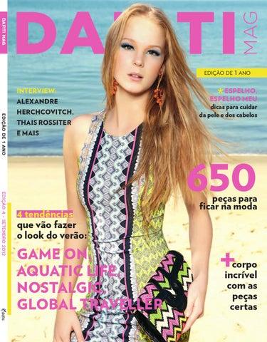 39530d035 Dafiti Mag #4 by Dafiti Brasil - issuu