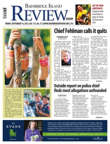 Bainbridge Island Review, September 14, 2012 by Sound Publishing - issuu
