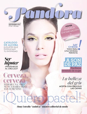 Pandora by Multimedios del Caribe - issuu a7daf7df3950