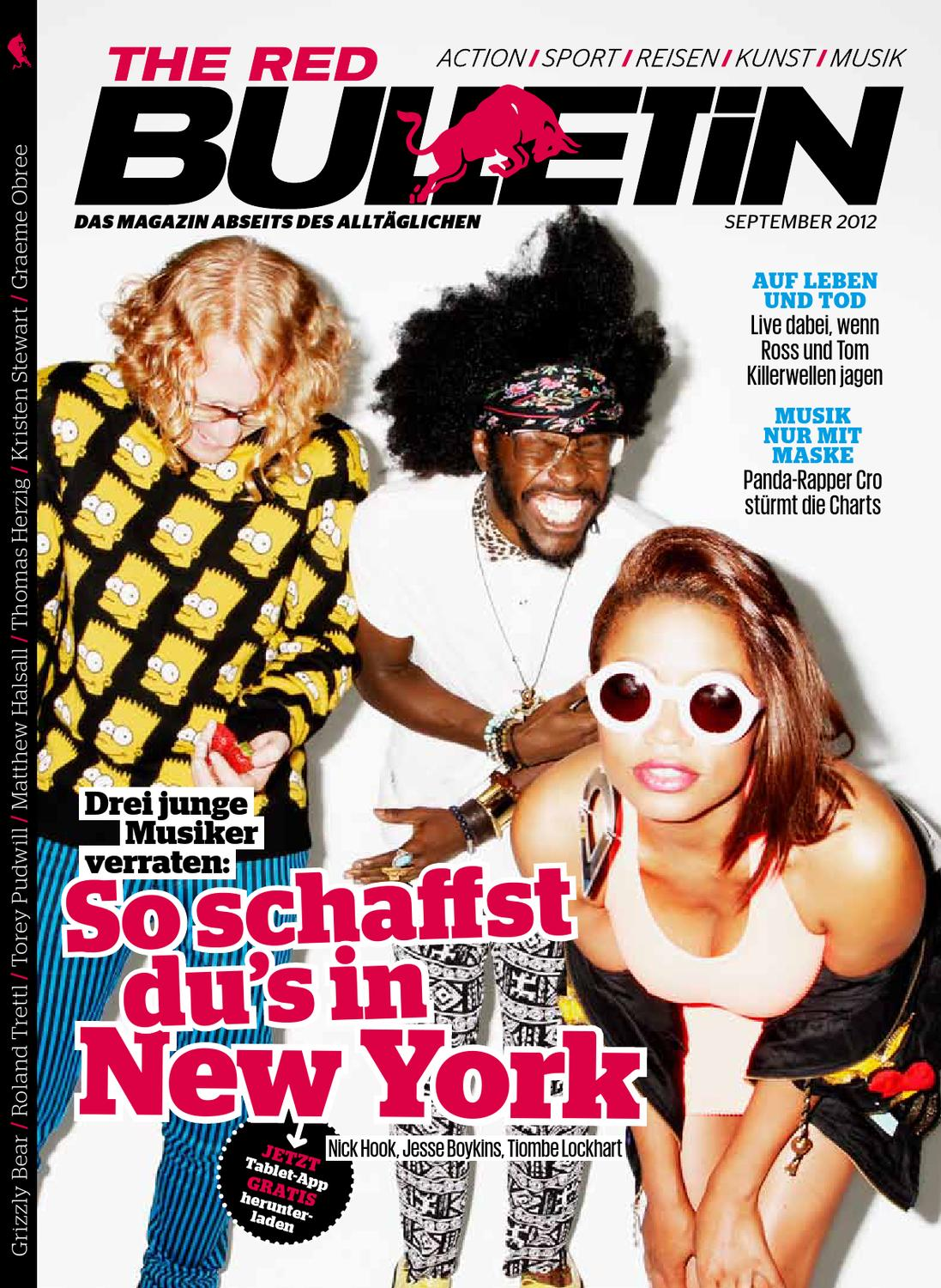 The Red Bulletin_1209_DE by Red Bull Media House - issuu