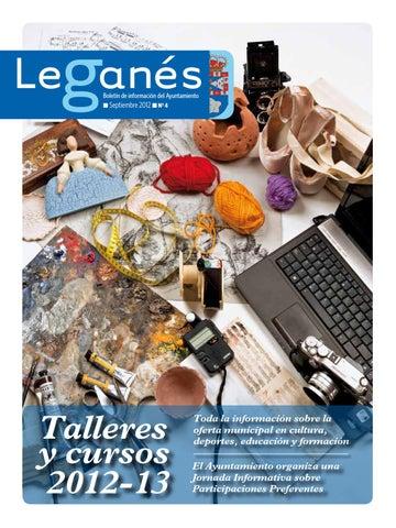 Boletín Informativo de Leganés - Nº 4 by LEGACOM COMUNICACIÓN S.A.U ... 61fb114f73be2