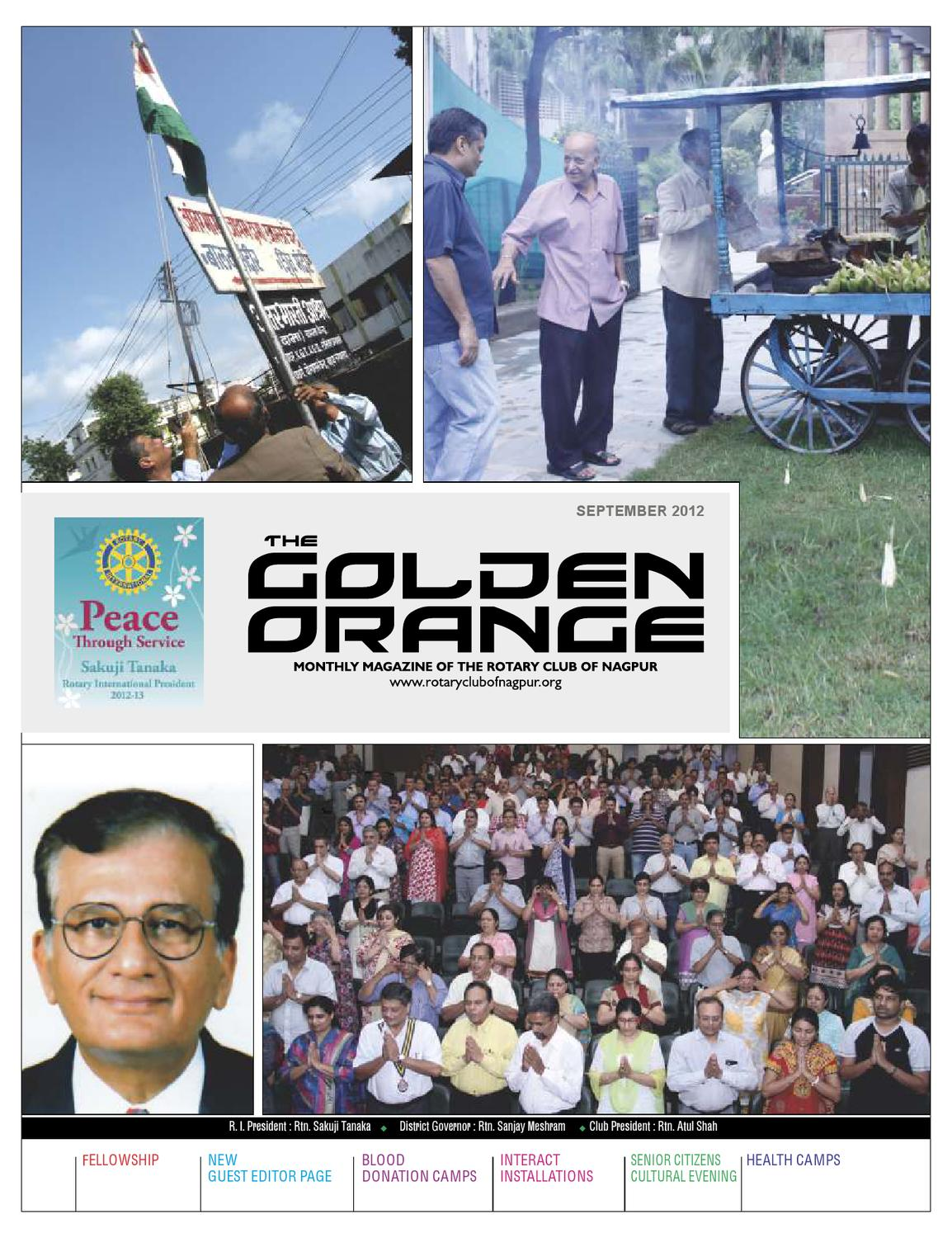Sep 2012 - The Golden Orange by Rotary Club of Nagpur - issuu
