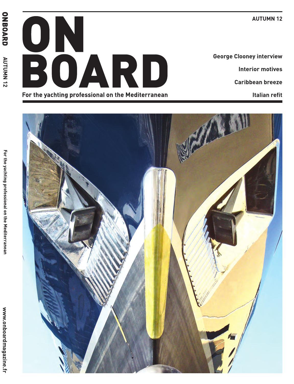 ON BOARD Magazine autumn 2012 by Plum Publications - issuu