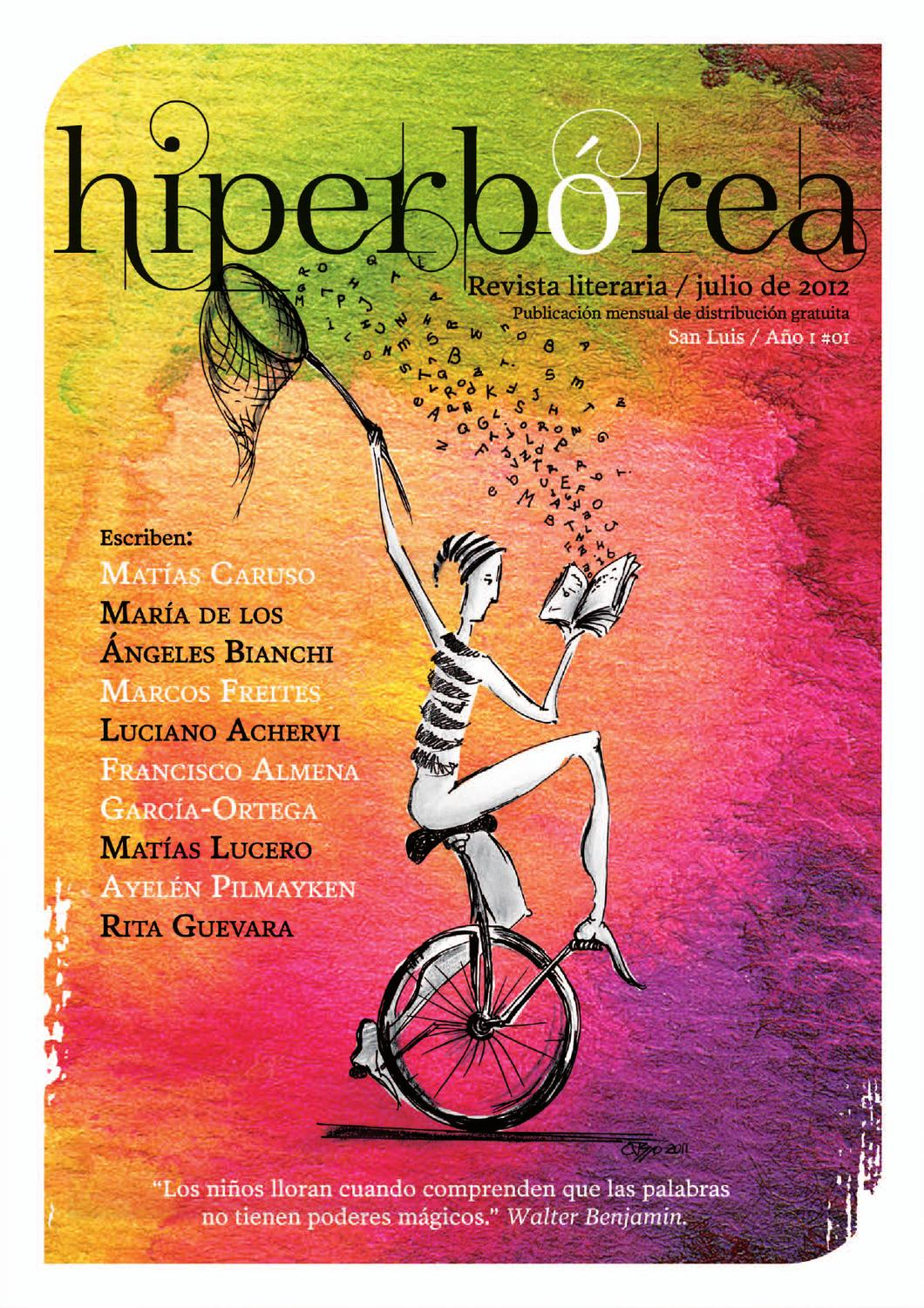 Hiperbórea #01 by Hiperborea Revista - issuu