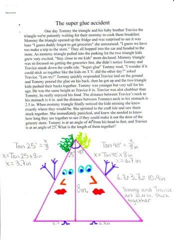 Short Stories and Trigonometry by Carol Tsang - Issuu