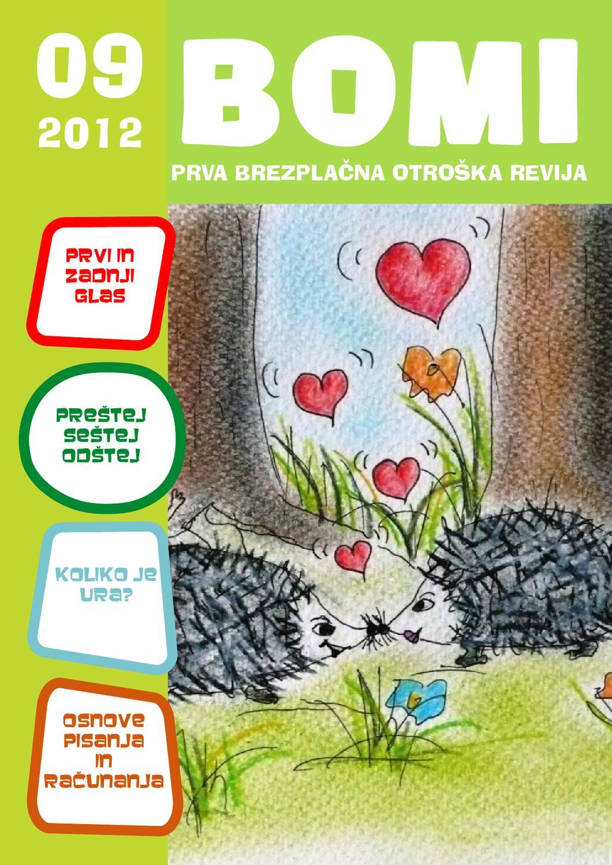 Brezplačna revija za otroke - BOMI-2012-09 by Bomi brezplačen otroški  časopis - issuu