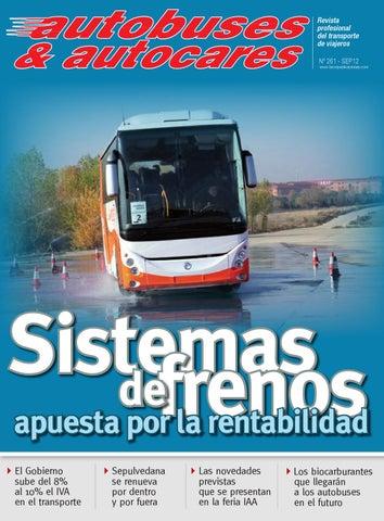 Autobuses-261 by Versys Ediciones Técnicas, S.L. - issuu