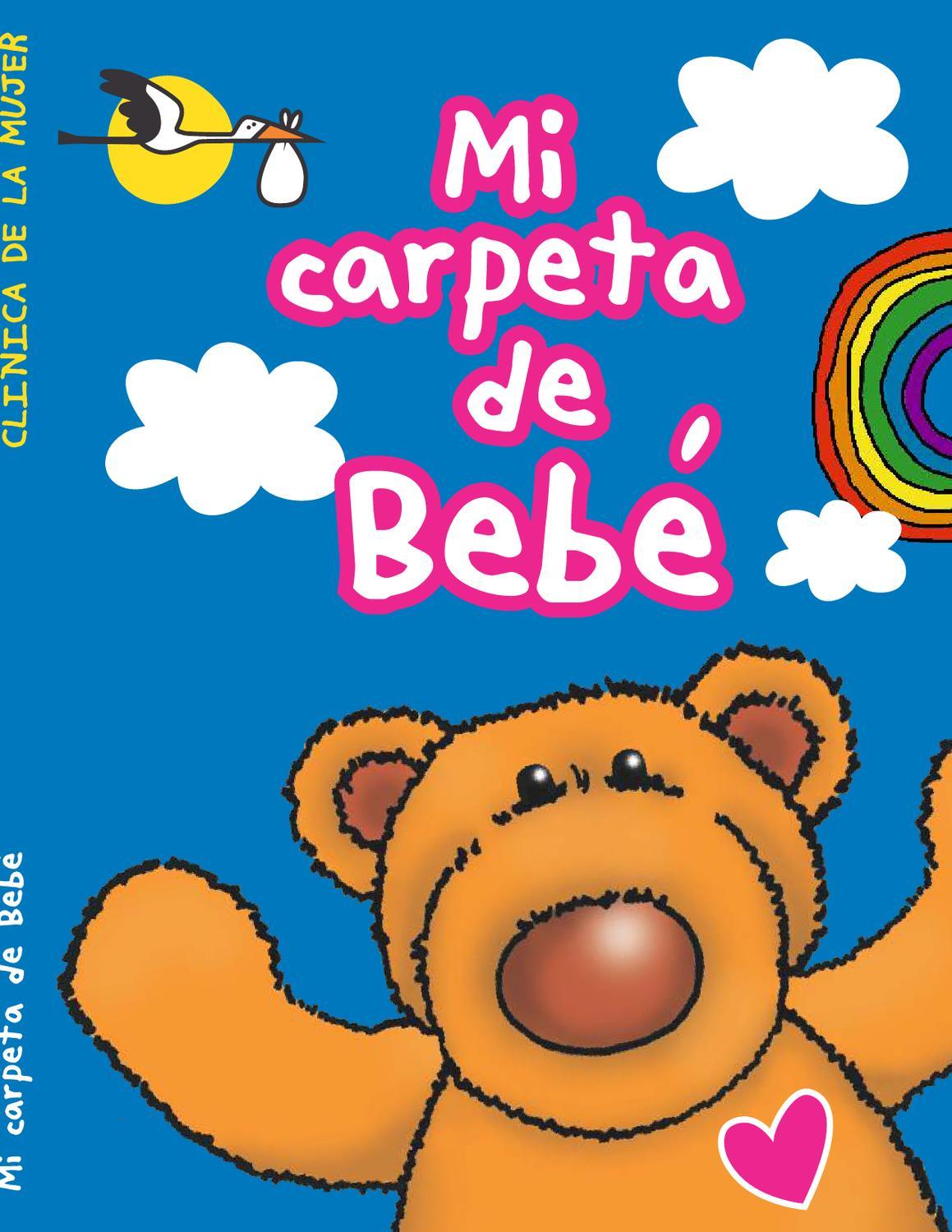 CARPETA DE MI BEBE By ANA MARIA DIAZ NEIRA