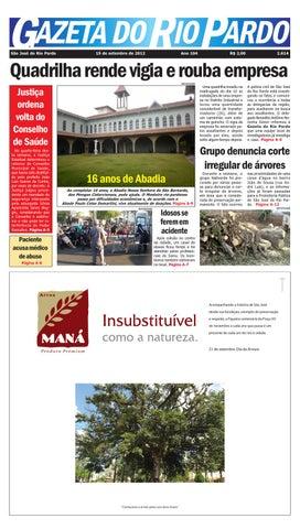 bbd75698f4d Gazeta do Rio Pardo 2614 by Gazeta do Rio Pardo - issuu