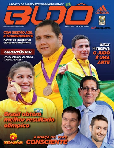 d3a2de07cab A REVISTA DE JUDÔ E ARTES MARCIAIS DO BRASIL