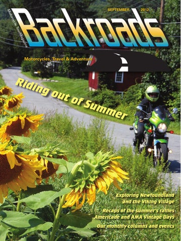 septembre issuu magazine backroads magazine issuu 2f8ab0