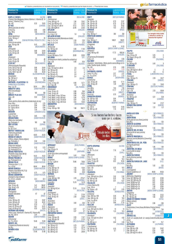 Cat 225 Logo Y Precios De Productos Farmac 233 Uticos De Venta En