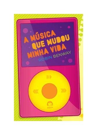 A Música Que Mudou Minha Vida By Samile Santana Issuu