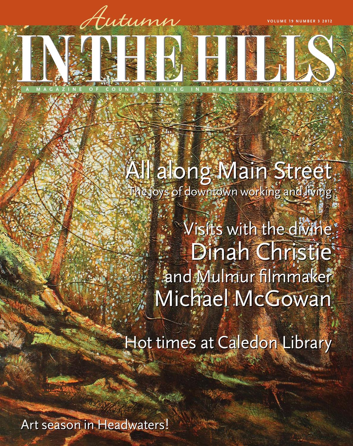 72856269f312c1 In The Hills Autumn2012 by In The Hills Magazine - issuu
