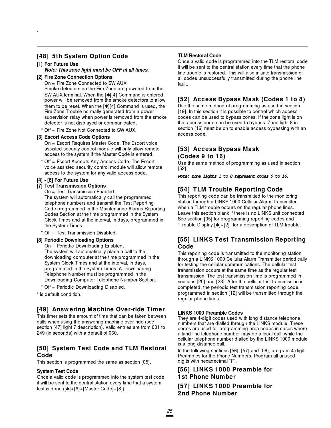 DSC pc2550 v1-3 im eng 29000592 r2 by Sertek Servicios Tecnologicos