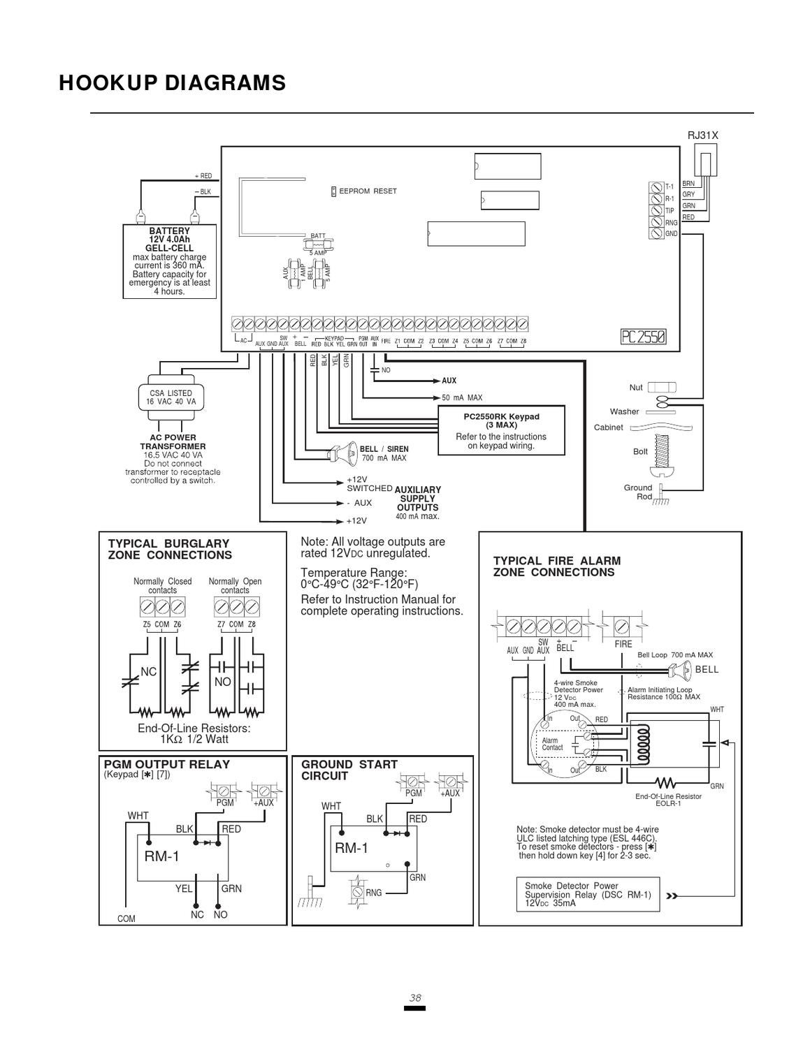 page_38  Wire Range Wiring Diagram on 3 wire fan diagram, ac plug wiring diagram, 3 phase wiring diagram,