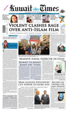 444887ba6a 18th Sep by Kuwait Times - issuu