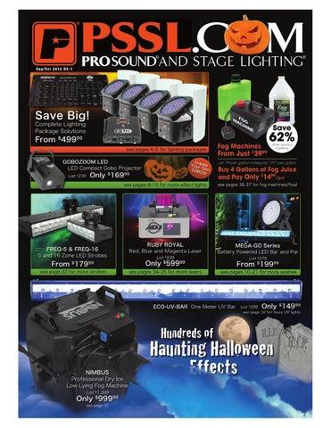 fbc17f88af11 2012-05-Sep-Oct by PSSL.com - ProSound & Stage Lighting - issuu