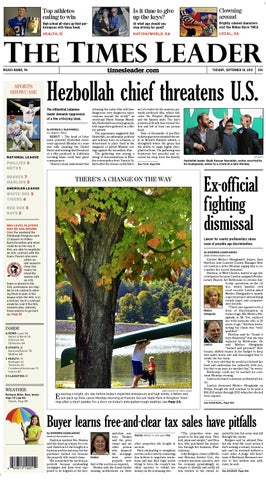 58df2131c97fe Times Leader 09-18-2012 by The Wilkes-Barre Publishing Company - issuu