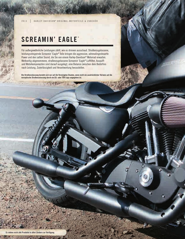 Montagekit f/ür abnehmbares Zubeh/ör f/ür Harley Davidson Road King Classic 98-08