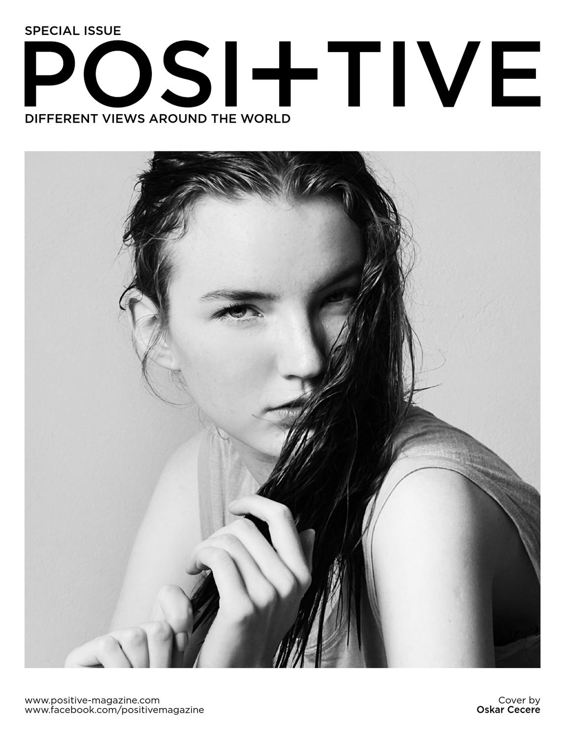 POSI+TIVE MAGAZINE SPECIAL ISSUE