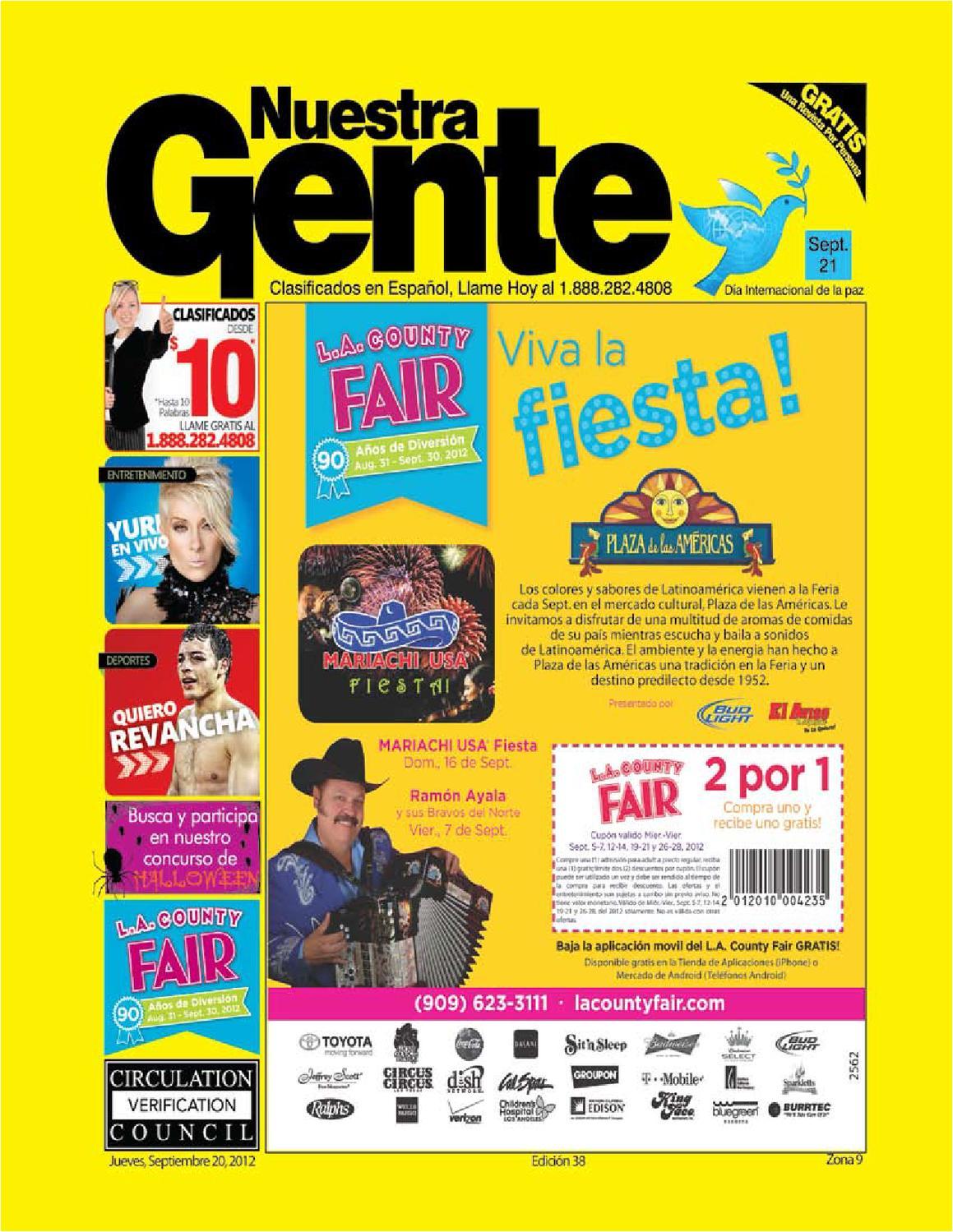 Nuestra Gente Edicion 38 zona 9 by Nuestra Gente - issuu