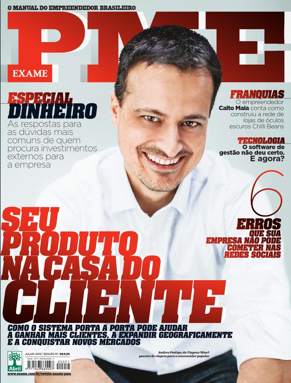 Edição 51 da revista EXAME PME by Revista EXAME - issuu e58775ff03