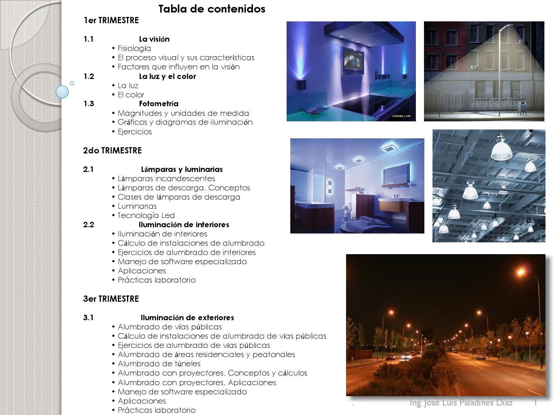 Luminotecnia by JPALADINES CONTRUCTORES Paladines - issuu