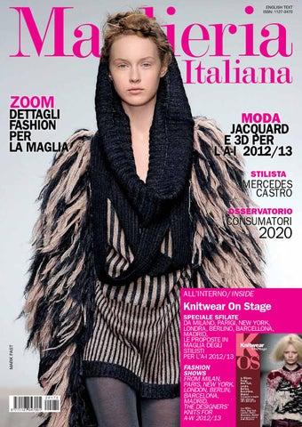 Maglieria Italiana - 172 by Editoriale Moda - issuu 3108ed7cbaa
