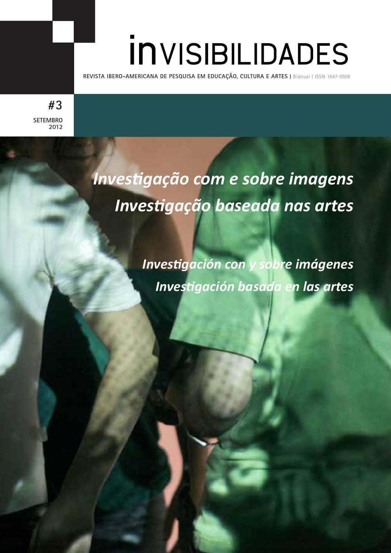 Invisibilidades #3 Setembro de 2012 by Revista