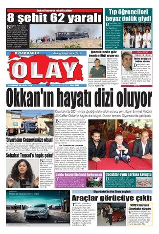 19 09 2012 Gazete Sayfalari By Diyarbakir Olaygazetesi Issuu