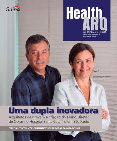 HealthARQ 4a Edição- Grupo Mídia by Grupo Mídia - issuu 5cb747000f6a5