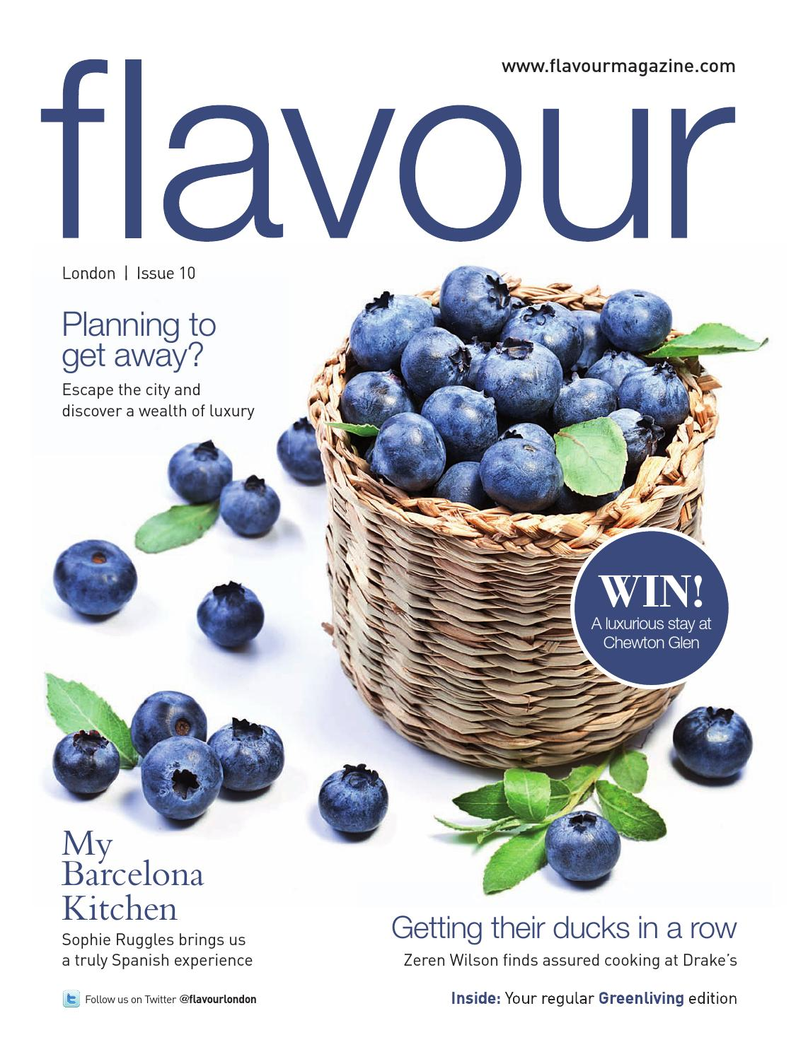 Flavour London issue 10 by Flavour Magazine - issuu