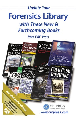 Forensics by crc press issuu page 1 fandeluxe Image collections