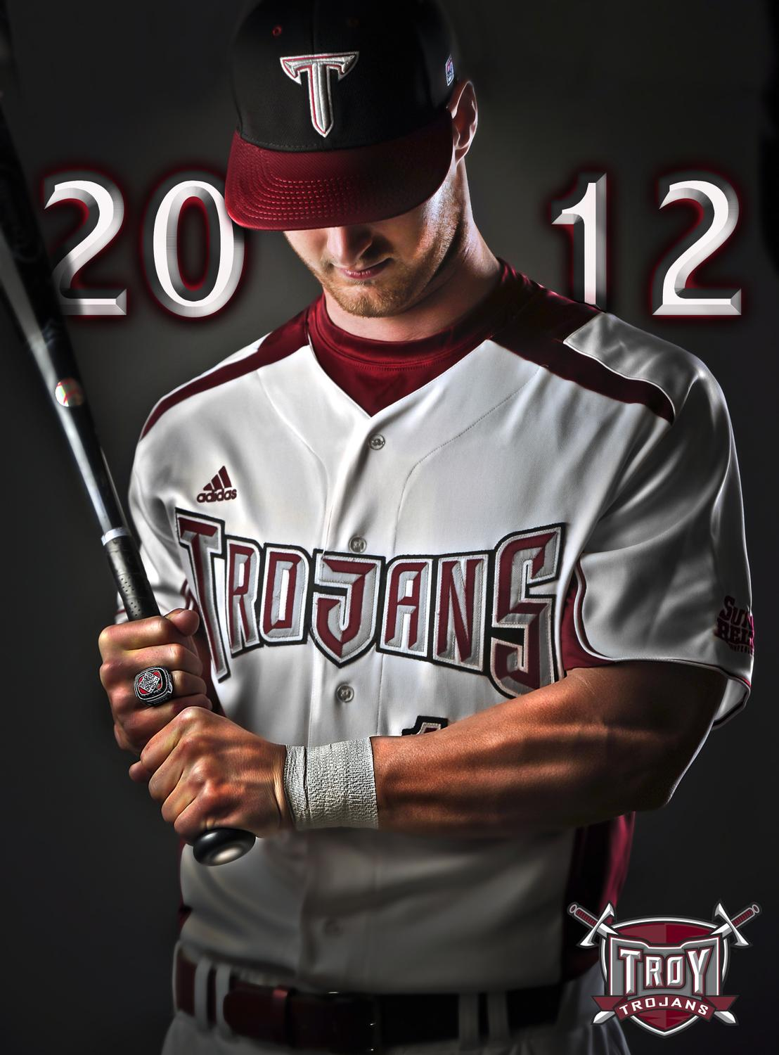 2dd219f59 2012 Baseball Media Guide by Troy University Athletics - issuu