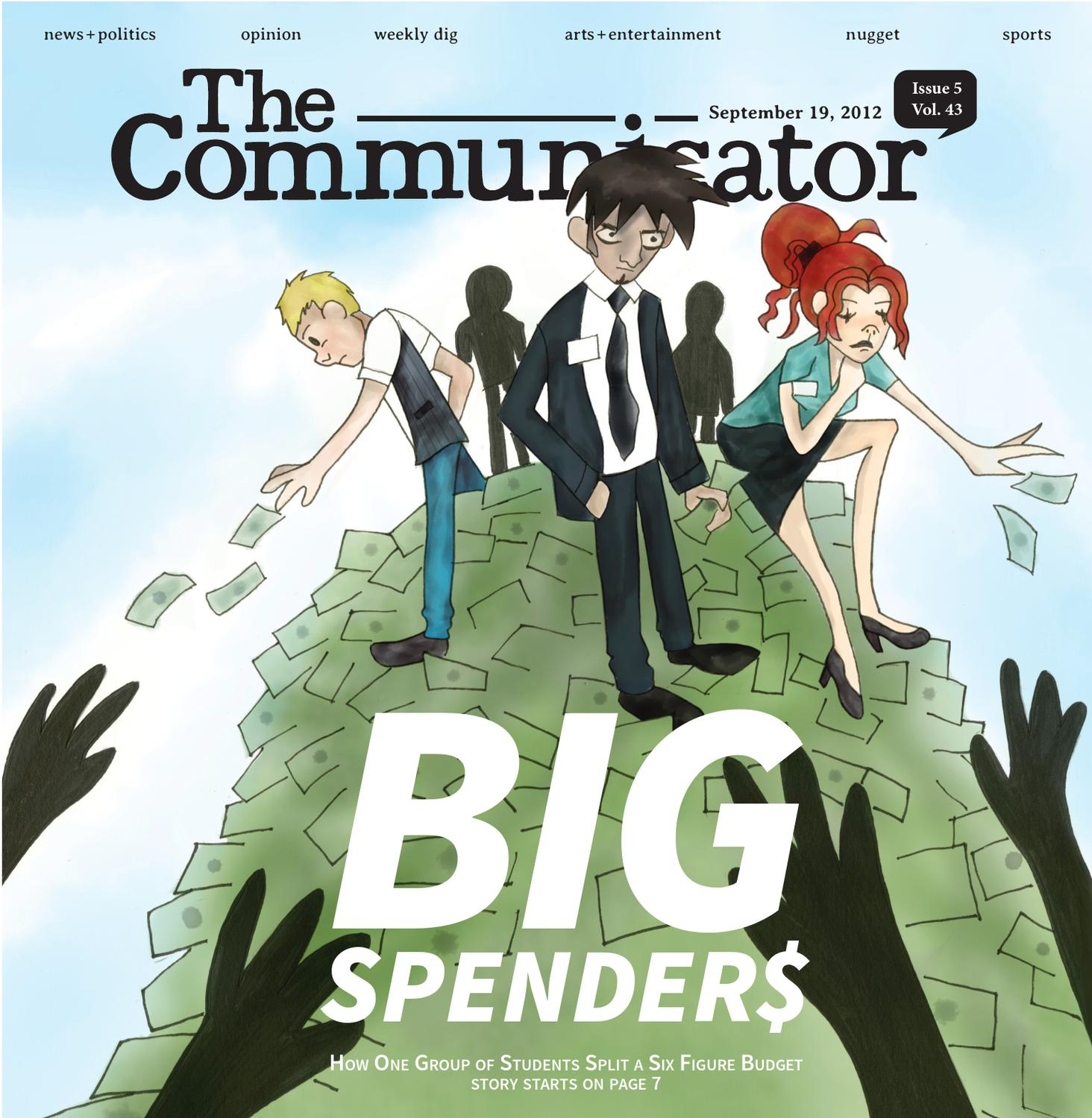 Volume 43 Issue 5 by The Communicator - issuu