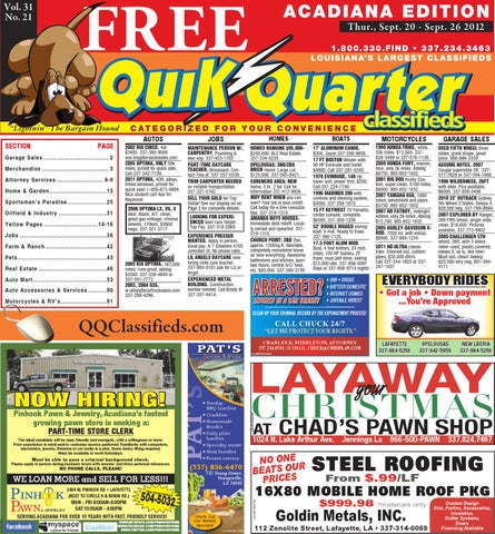 QQ Acadiana by Part of the USA TODAY NETWORK - issuu