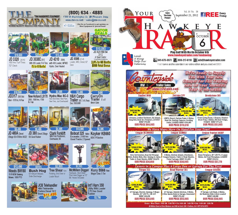 September 21, 2012 by Hawkeye Trader - issuu on