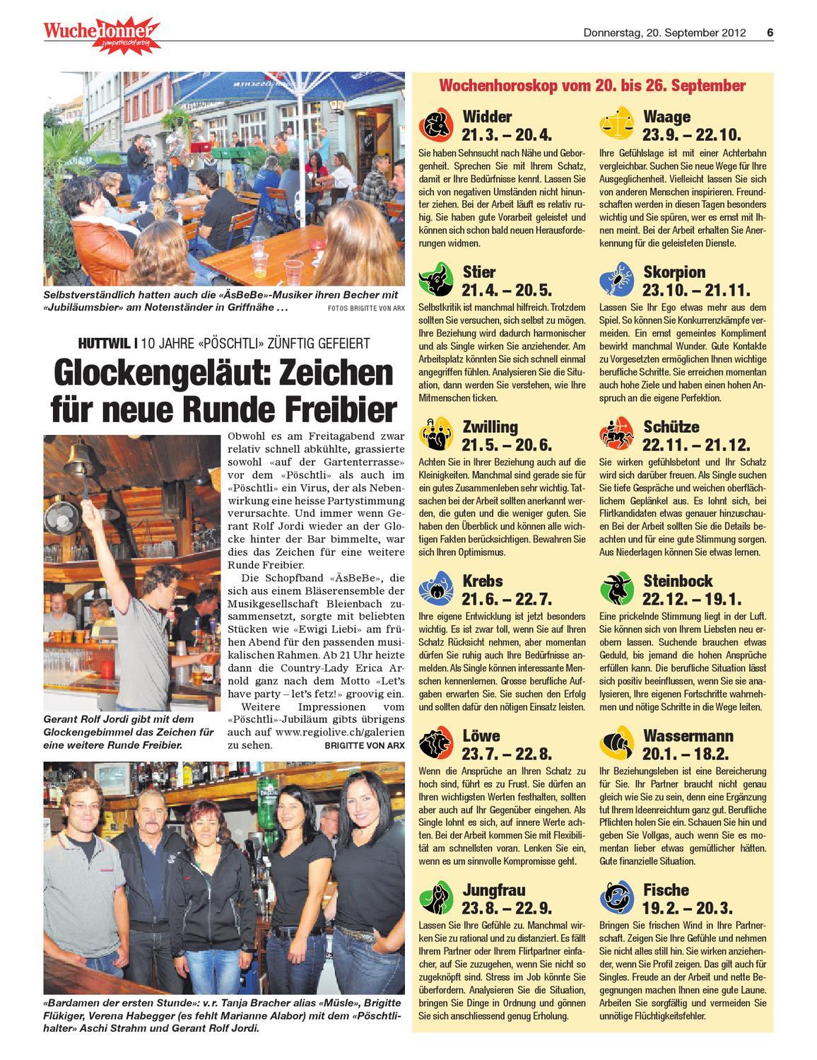 12. Schweizer Ksemarkt in Huttwil - Neue Oberaargauer