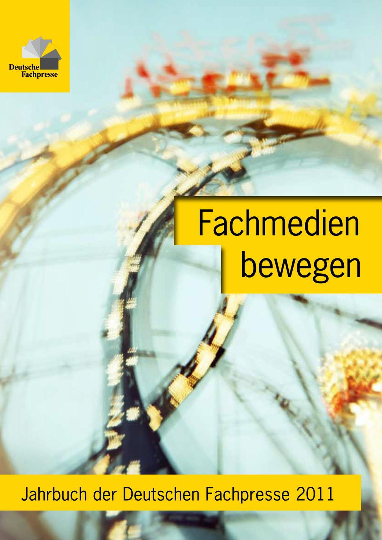 Jahrbuch der Deutschen Fachpresse 2011 - \