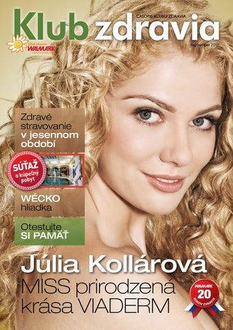 Časopis Klubu zdravia - jeseň 2012 by Walmark 8da481d9f3