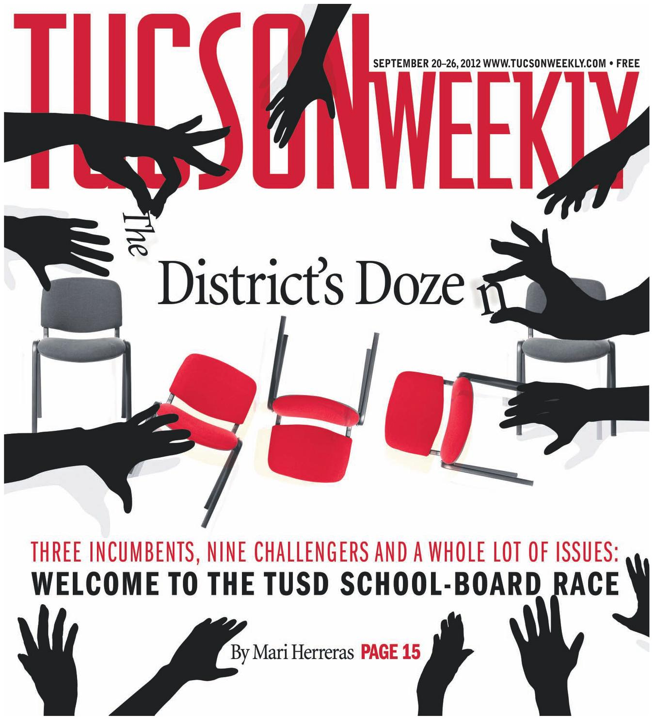 Tucson Weekly 09 20 2012 by Tucson Weekly issuu